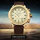 2016 SKONE New Men's Casual Disk Calendar Watch Authentic Wrist Watches MSYG