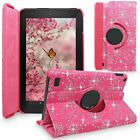 360 Rotating Leather Stand Case Cover For Amazon Kindle Fire 7 HD 8 10 inch 2015