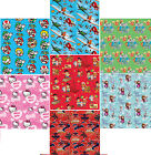 Kids Character GIFT WRAP - Birthday PARTY Wrapping Paper (Disney/Marvel+) Gemma