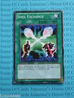 Soul Exchange GLD4-EN035 Common Yu-gi-oh Card Mint Limited Edition New