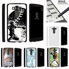 For LG V10| LG G4 Pro| Slim Fit Hard 2 Piece Case Baseball
