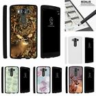 For LG V10| LG G4 Pro| Slim Fit Hard 2 Piece Case Deer Hunting Leaves