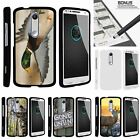 For Motorola Droid Turbo 2| Kinzie| X-Force| Slim Fit Hard 2 Piece Case Hunting