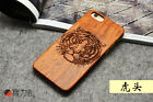 New Natural Wooden Wood Bamboo Case For Apple iPhone 6/s/Plus 5/s SE Cover Shell