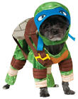 TMNT Leonardo Dog Fancy Dress Superhero Teenage Mutant Ninja Turtles Pet Costume
