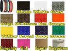 "1"" Nylon/Poly Strap Webbing Many Colors to Choose From"