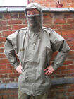 Genuine Dutch Army Green Wet Weather Jacket New Waterproof Breathable