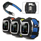 IP57 GPS Bluetooth Sport Smart Watch GT68 Heart Rate Monitor Support SIM Card