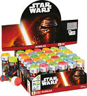 STAR WARS - BUBBLES (Choose Amount) Girls/Kids Party Bag Filler Loot Toys