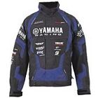 NEW YAMAHA RACE REPLICA CREW JACKET BY FXR® SMB-14JCR-BK-MD