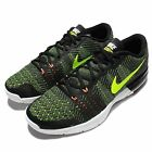Nike Air Max Typha Black Volt Mens Cross Training Shoes Trainers 820198-078