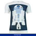 Star Wars Inspired R2D2 Poster Men's Fitted or Classic T-shirt