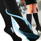 Men's Women's Anti-Fatigue Knee High Stockings Compression Support Socks Glamour