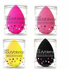 Beauty Blender Flawless Foundation Make Up Sponge Pink/Yellow/Black in Packing