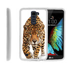For LG K10 | LG Premier Slim Fitted Flexible TPU Case Silly Animals