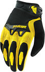 Thor Spectrum 2015 Youth MX Gloves Yellow
