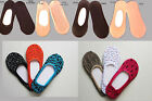 3prs Foot Cover for Dress/Flat Shoes Soft Socks add comfort to your feet one sz