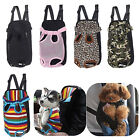 PET DOG CAT CANVAS BACKPACK FRONT TOTE CARRIER TRAVEL NET BAG LOWEST PRICE