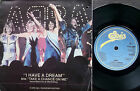 "ABBA I Have A Dream-Take A Chance On Me Epic 7"" PS 1979"