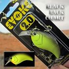 Deps EVOKE 2.0 square bill crankbait bass fishing lures