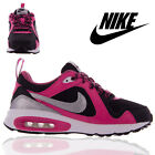 Nike Girls Boy Unisex Kids Air Max Leather School Trainer Sports Running Shoes