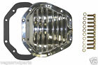 jeep ford Differential Cover polished aluminum Dana 60 10 bolt 4x4  truck front