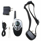 1000yard Remote Dog Training System w / Rechargeable Waterproof Shock Collar USA