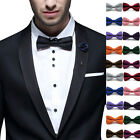 Classic Novelty Mens Adjustable Tuxedo Bowtie Wedding Bow Tie Necktie Decor New