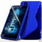 S-Line Quality Slim Sports Wave Gel Phone Case Cover for Huawei P9 Lite P9Lite