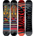 Capita Horrorscope Reverse Camber Freestyle Snowboards Rocker 2016-2017 NEW