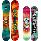 Salomon Gypsy Grom Freestyle Snowboards Children's Ladies Skirt Out Camber 2016