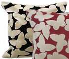 """MISSONI FARFALLE  COLLECTION JODAR VELOUR UPHOLSTERY  KNIT PILLOW COVER 16""""x16"""""""