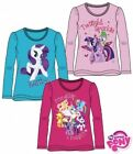 My Little pony T-Shirt  Maglia cotone Rarity Twilight da 2 a 10 anni originale