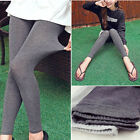 Women Full Length Stretch Skinny Modal Cotton High Waist Leggings Pants Hot