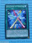 Spellbook of Miracles MP14-EN057 Common Yu-Gi-Oh Card Mint 1st Edit English New