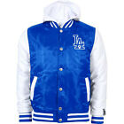 LA Dodgers MLB Lightweight Hooded Jacket - Stock Clearance Sale!