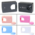 Soft Silicone Housing With Protective Lens Cover Cap For 4K Xiaomi Yi Camera
