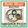 More images of SERVICE KIT BELLE MIXER GEARBOX 1989 - OCT 04 *1ST CLASS POST* GASKET OIL SEAL