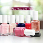 Essie Nail Polish Lacquer 0.46oz/13.5ml *Choose any 1 color* II