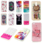Luxury Slim Patterned Soft TPU Back Case Cover Silicone For Smart Cell phone