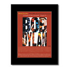 BOB DYLAN - 30th Anniversary Concert Matted Mini Poster