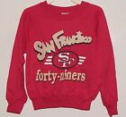 Vintage 90's CHILDS SF San Francisco 49ers KIDS Sweatshirt NWT New Old Stock 3T