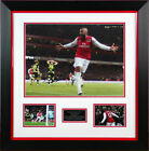 Thierry Henry Return to Arsenal Signed RRP £199 BID FROM £99