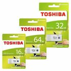 Toshiba U301 USB 3.0 64GB 32GB 16GB Flash Pen Drive TransMemory White