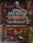 Topps 2016 HERO ATTAX Marvel Cinematic Universe: Base card (#139-168)