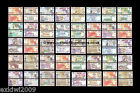Zambia Banknotes * All Mint UNC Uncirculated Condition * Multi Listing*