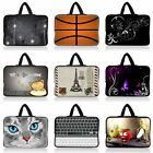 """14"""" 14.1"""" 14.4"""" Laptop Soft Sleeve Bag Case Cover Pouch +Handle For DELL HP Sony"""
