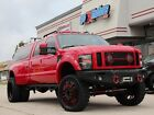 Ford: F-350 Lariat Turbo Diesel CUSTOM Air Lift Tuned 24's Serviced
