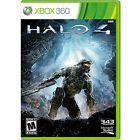 Halo 4 (Microsoft Xbox 360, 2012) Brand New Sealed! Free Fast Shipping!