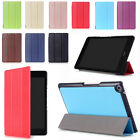 "Luxury PU Leather Tablet Cover Protective Case for 7.9"" Asus Zenpad Z8 ZT581KL"